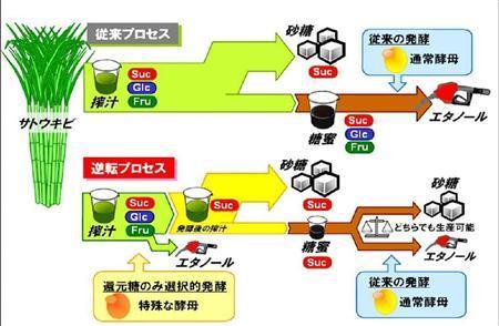 アサヒグループHDなどが開発した「逆転生産プロセス」と従来の生産プロセスの比較図.jpg